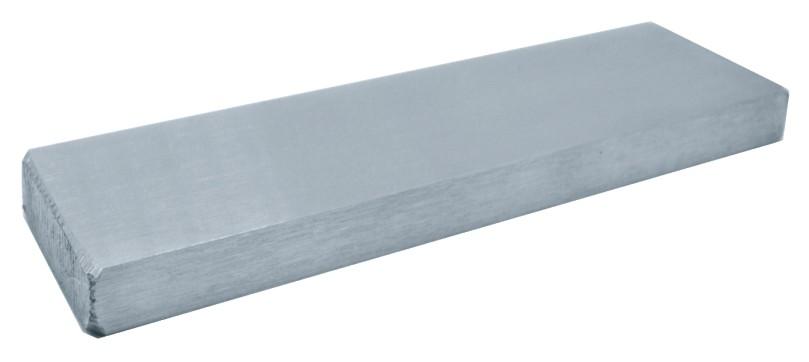Pletina maciza de acero inoxidable satinado 353-INOX