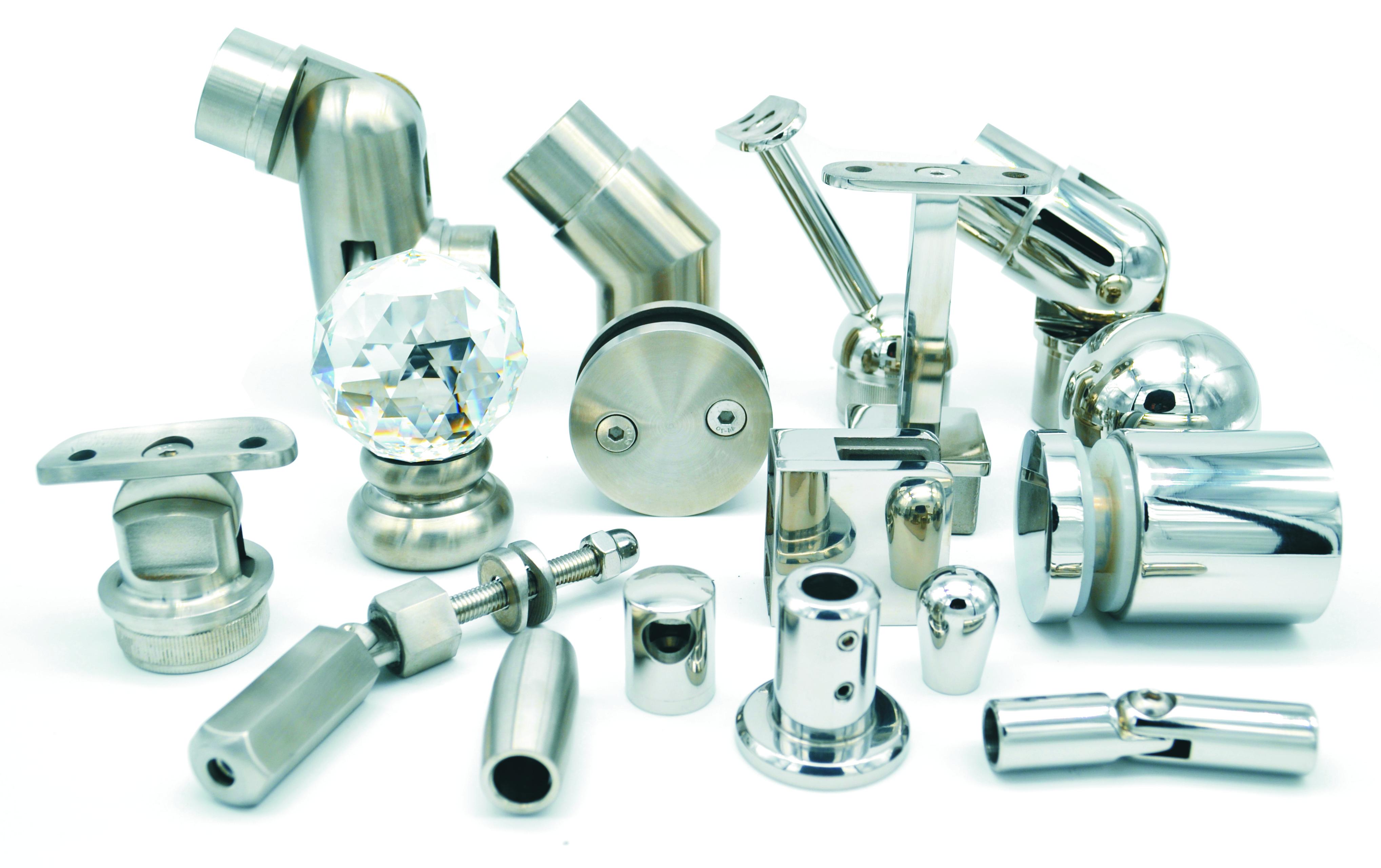 Diferencia aceros inoxidables satinado y pulido espejo AISI304 AISI316
